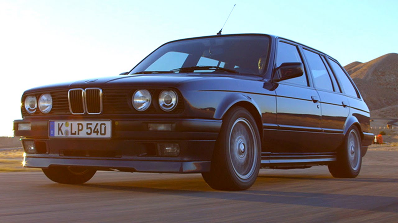 BMW E30 325i Touring Wagon