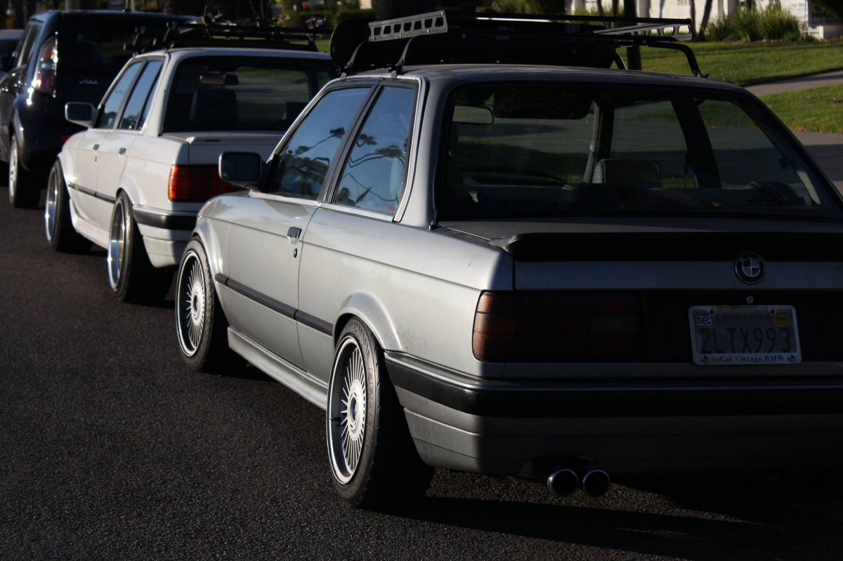 edwin and obey e30 1