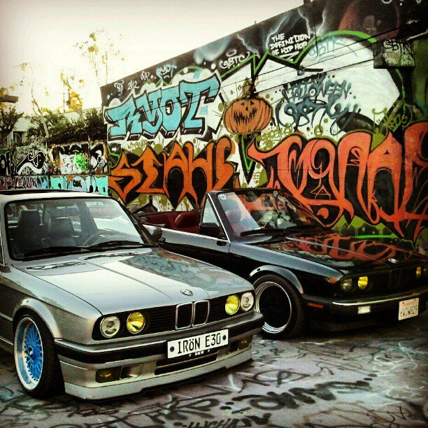 edwin and vinny e30s