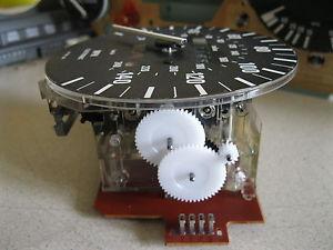 e30 odometer gears